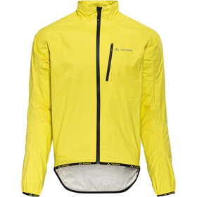 VAUDE Drop III Jas Heren, canary